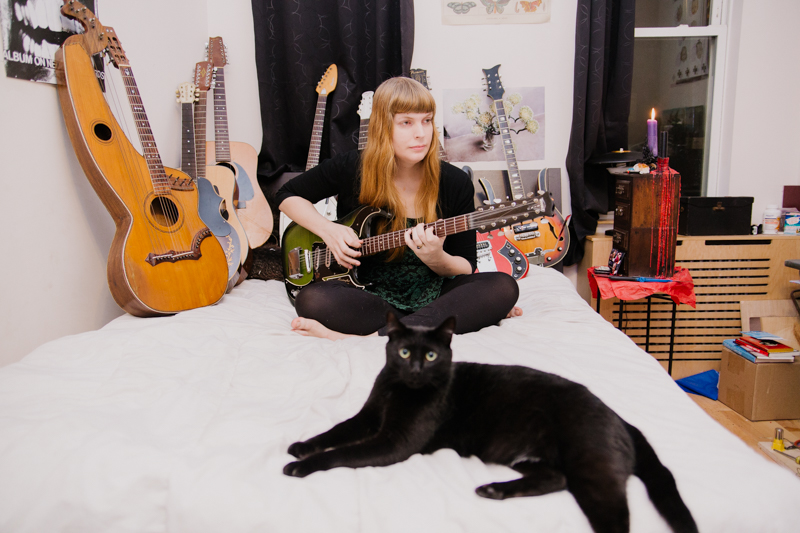 photo of Amy Mills by Justina V  http://blastbeat.us/amy-mills/